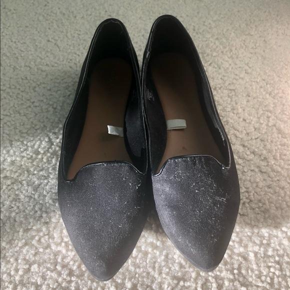 Merona Shoes | Target Black Dress Flats